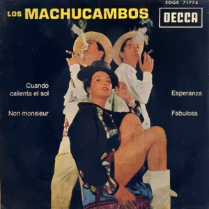 Machucambos, Los - Columbia EDGE 71774