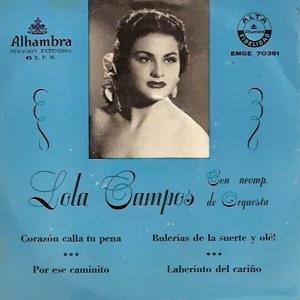 Campos, Lola