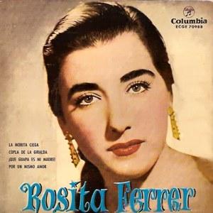 Ferrer, Rosita - ColumbiaECGE 70988
