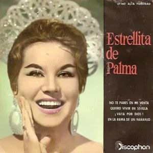 Palma, Estrellita De - Discophon27.160