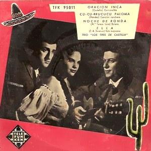 Tres De Castilla, Los - TelefunkenTFK-95011