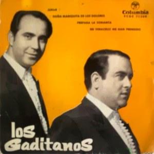 Gaditanos, Los - ColumbiaECGE 71208