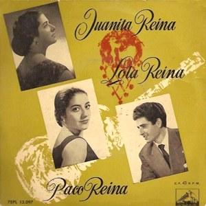 Varios Copla Y Flamenco - La Voz De Su Amo (EMI)7EPL 13.097