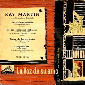 Martin, Ray - La Voz De Su Amo (EMI)7EML 28.135