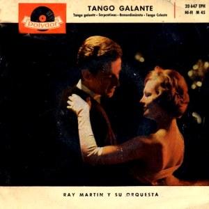 Martin, Ray - Polydor20 677 EPH