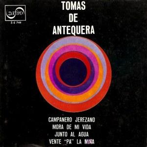 Antequera, Tomás De - ZafiroZ-E 749