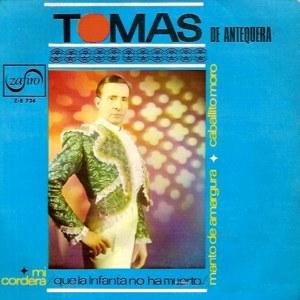 Antequera, Tomás De - ZafiroZ-E 734