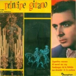 Príncipe Gitano, El - Discophon17.080