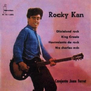 Kan, Rocky - IberofónIB-45-1.093