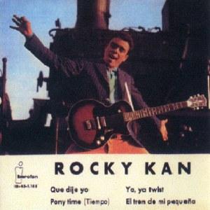 Kan, Rocky - IberofónIB-45-1.163