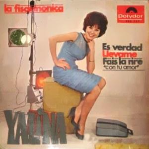 Yalina - Polydor320 FEP