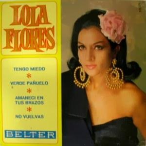 Flores, Lola - Belter52.171