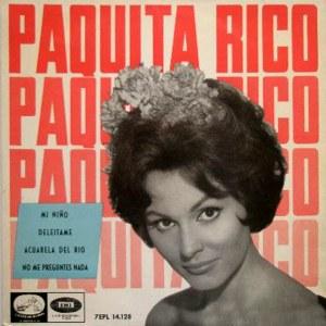 Rico, Paquita - La Voz De Su Amo (EMI)7EPL 14.128