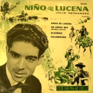 Niño De Lucena - Belter50.945