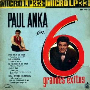 Anka, Paul - HispavoxHP 94-01