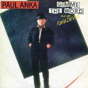 Anka, Paul - CBSA-4062