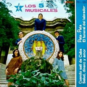 Cinco Musicales, Los - PalobalPH-139