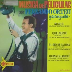 Orteu Y Su Conjunto, Fernando