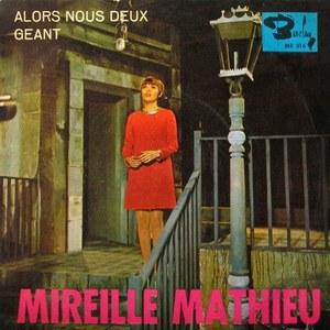 Mathieu, Mireille - ColumbiaME 316