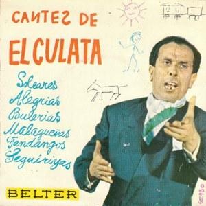 Enrique ´´El Culata´´ - Belter50.930
