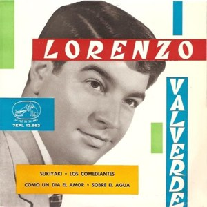 Valverde, Lorenzo - La Voz De Su Amo (EMI)7EPL 13.963