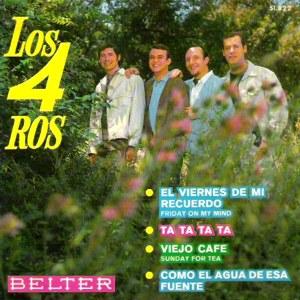 Cuatro Ros, Los - Belter51.822