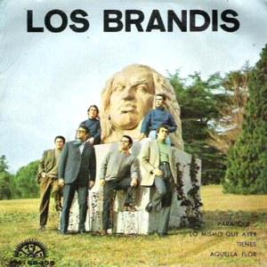 Brandis, Los