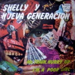 Shelly Y Nueva Generacion - Philips360 191 PF