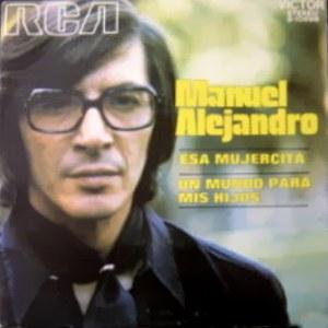 Manuel Alejandro - RCA3-10698