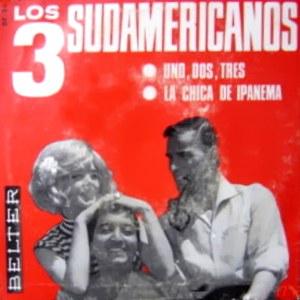 Tres Sudamericanos, Los - Belter07.269
