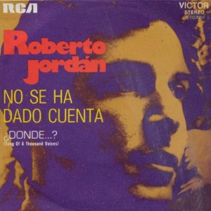 Jordan, Roberto - RCA3-10761