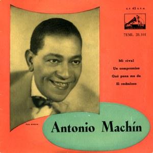 Machín, Antonio - La Voz De Su Amo (EMI)7EML 28.101