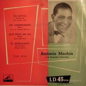 Antonio Machín - La Voz De Su Amo (EMI)7EML 28.101