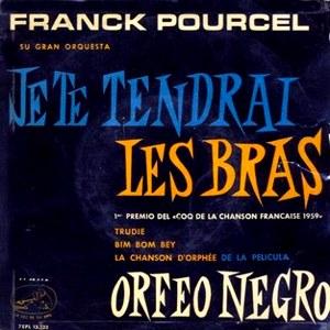 Pourcel, Franck - La Voz De Su Amo (EMI)7EPL 13.333