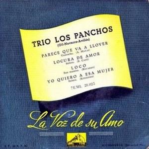 Panchos, Los - La Voz De Su Amo (EMI)7EML 28.025