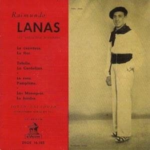 Lanas, Raimundo - Odeon (EMI)DSOE 16.185
