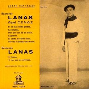 Lanas, Raimundo - Odeon (EMI)DSOE 16.244