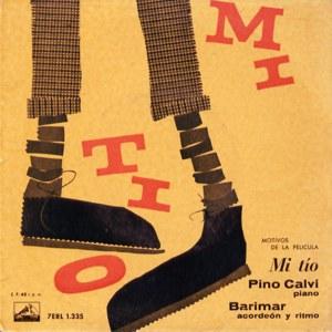 Calvi, Pino - La Voz De Su Amo (EMI)7ERL 1.335