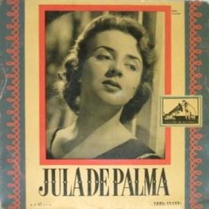 Palma, Jula De - La Voz De Su Amo (EMI)7EPL 13.123