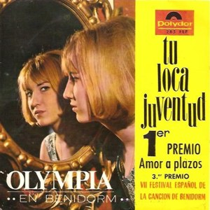 Olympia - Polydor283 FEP