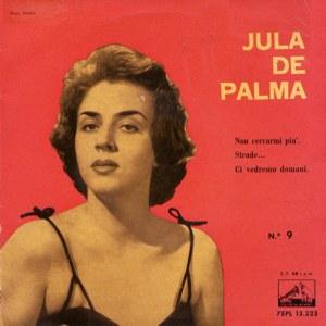 Palma, Jula De - La Voz De Su Amo (EMI)7EPL 13.323