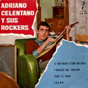 Celentano, Adriano - ZafiroZ-E 125