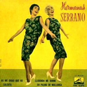 Hermanas Serrano - La Voz De Su Amo (EMI)7EPL 13.676