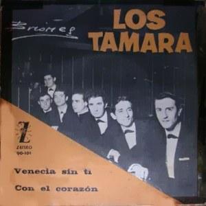 Tamara, Los - ZafiroOO-101