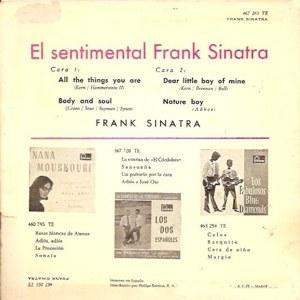 Frank Sinatra - Fontana467 263 TE