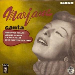 Marjane - HispavoxHS 87-26