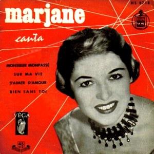 Marjane - HispavoxHS 87-18