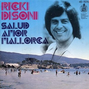 Disoni, Ricky - Hispavox45-1576