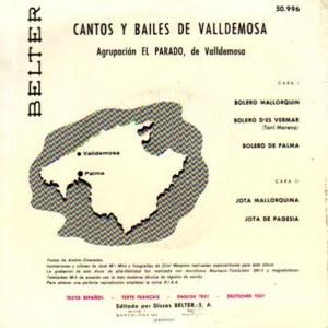 Agrupación El Parado De Valldemosa - Belter50.996