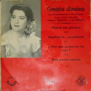 Bautista, Conchita - Alhambra (Columbia)EMGE 70493